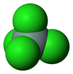 150px-Silicon-tetrachloride-3D-vdW.png