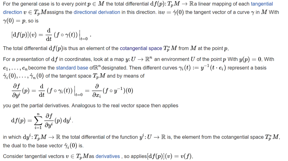 Understanding vector differential   Physics Forums