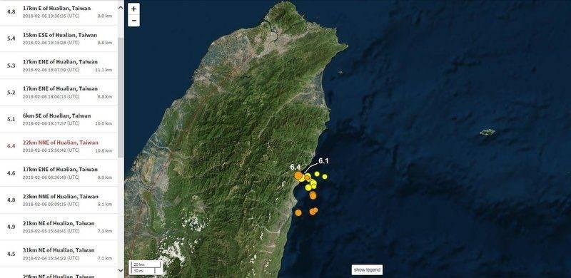 180206 1550UT M6.4 NE Taiwan1.JPG