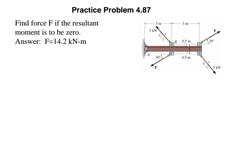 Help with Statics -- Moment of a Couple   Physics Forums