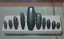 220px-Mesopotamian_weights_made_from_haematite.JPG