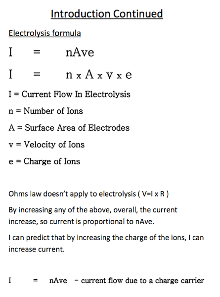 Electrolysis, charge of ions  | Physics Forums
