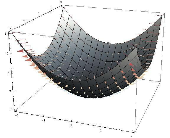 Mathematica, gradient plot on the graph | Physics Forums - The ...