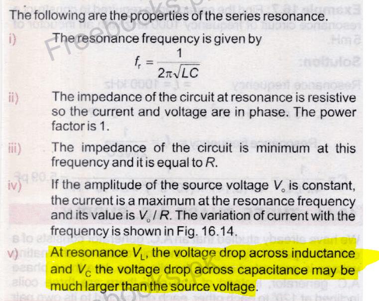 Characteristics of RLC Series Circuit.PNG