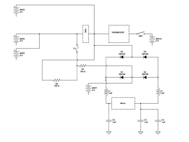 Coffee maker circuits | Physics Forums