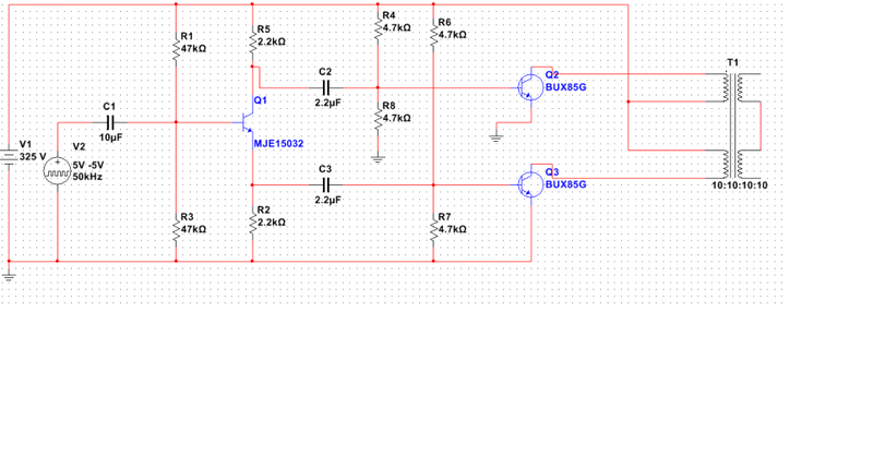 Simple class A amplifier for a different reason | Physics Forums