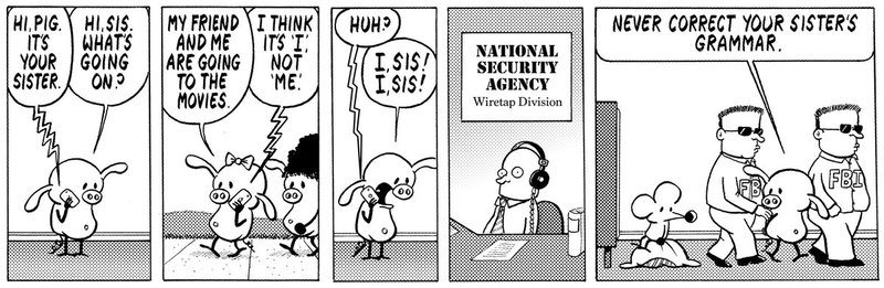 Pearls Before Swine Comic Strip Pulled Physics Forums