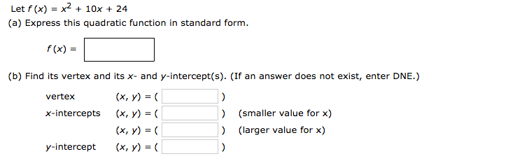 Standard Form Vertex Form Something Isnt Right Here Physics Forums