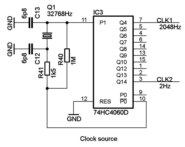 creating a 1hz square pulse