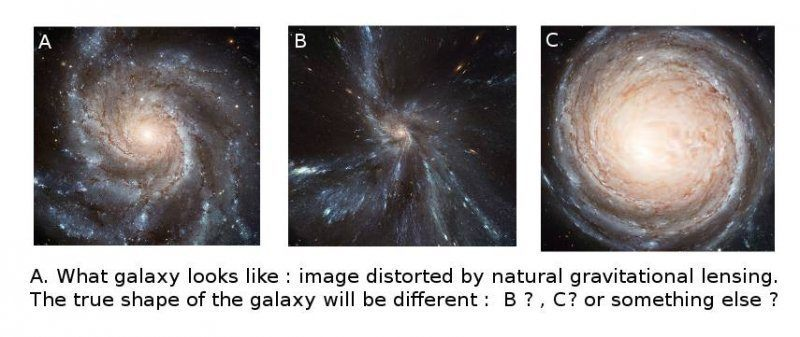 how different is real shape of galaxy from how it appears.jpg
