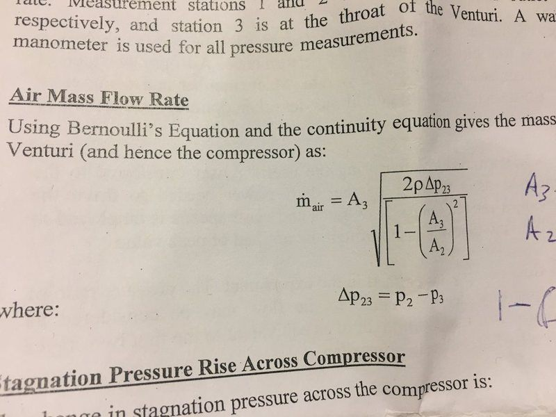 Calculating isentropic efficiency of a compressor | Physics Forums