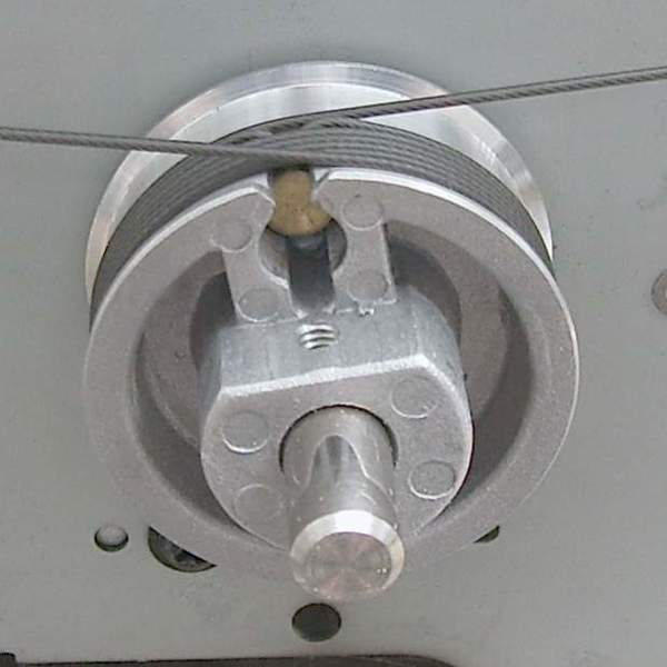 Wire rope pulley? | Physics Forums