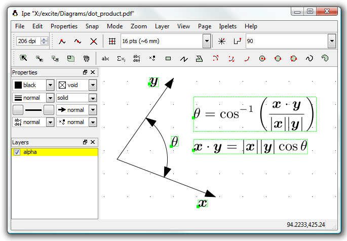 software for drawing simple objects and vectors (free body body diagram pdf at n-0.co