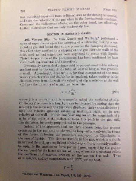 Kinetic Theory of Gases Kennard 1939 pg 292.jpg