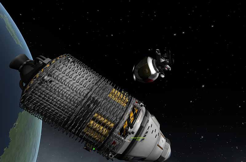 easy designs to build awesome kerbal space program -#main
