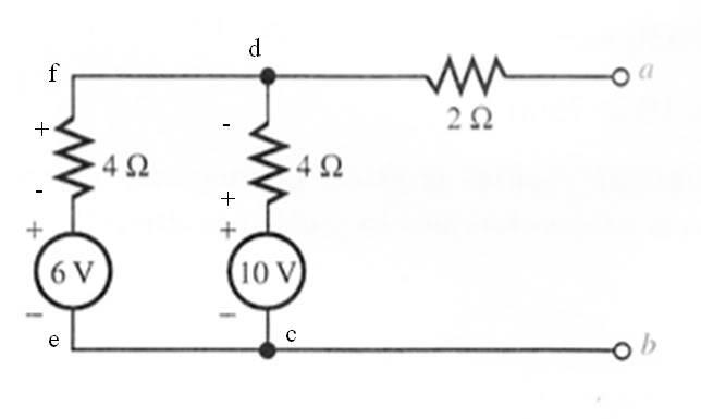 circuits  thevenin equivalent circuit