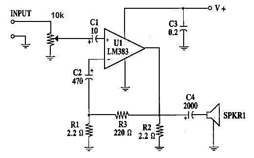 LM383 Amp.JPG
