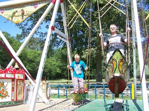 Can A Swing Set Be Too Tall Physics Forums