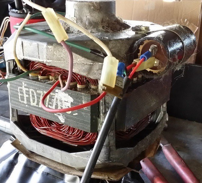 Determining Correct Wiring For An Old Washing Machine Motor Rhphysicsforums: Fsp Motor Wiring Diagram At Taesk.com