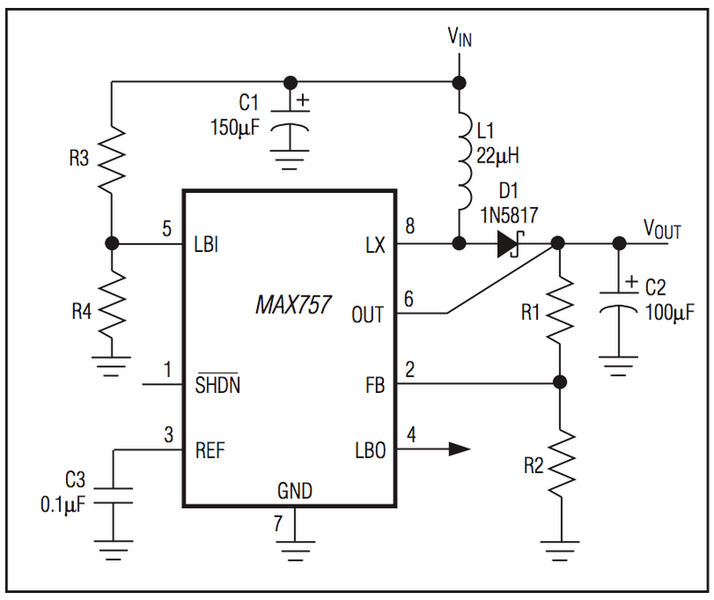 small dc motor run by a super capacitor