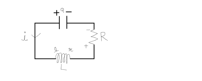 How to Determine the voltage polarity of inductor in a circuit ...