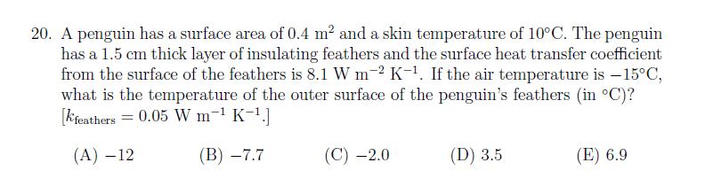 penguin heat loss question.PNG