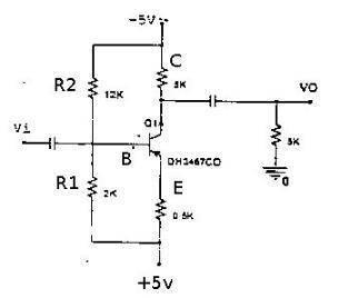 Questions about bjt amplifier circuit Physics Forums