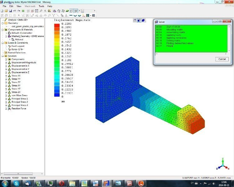 Is free (or very cheap) FEA software really available and