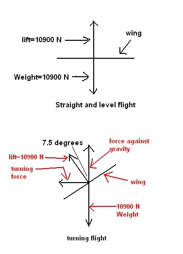 Airplane Free Body Diagram Physics Forums