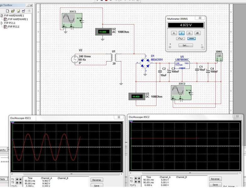 240AC to 5VDC help   Physics Forums