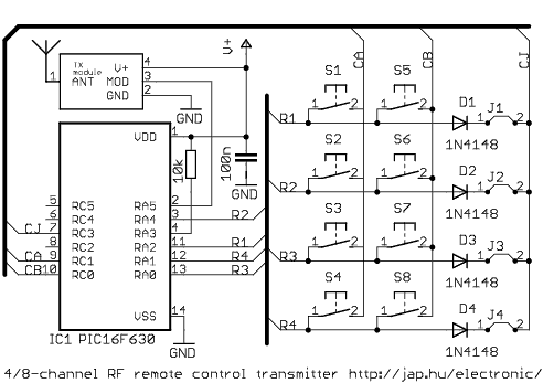 identify circuit components