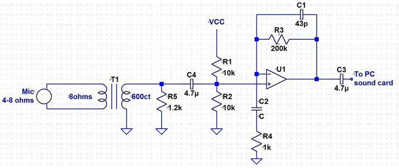 Noisy audio preamp circuit, how to reduce hiss? | Physics Forums