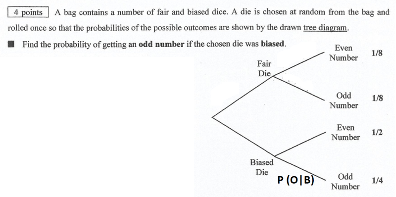 Probability of getting an odd number conditional probability screenshot28g 2 ccuart Gallery