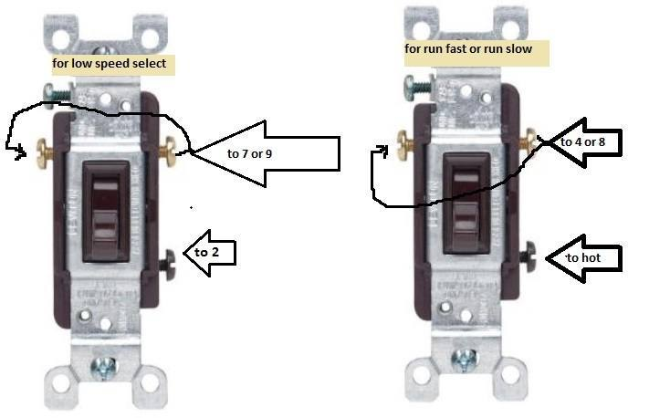 Trying to Wire a Washing Motor To Power a Grain Mill | Physics Forums