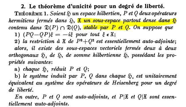 THE STONE-VON NEUMANN-DIXMIER THEOREM.JPG