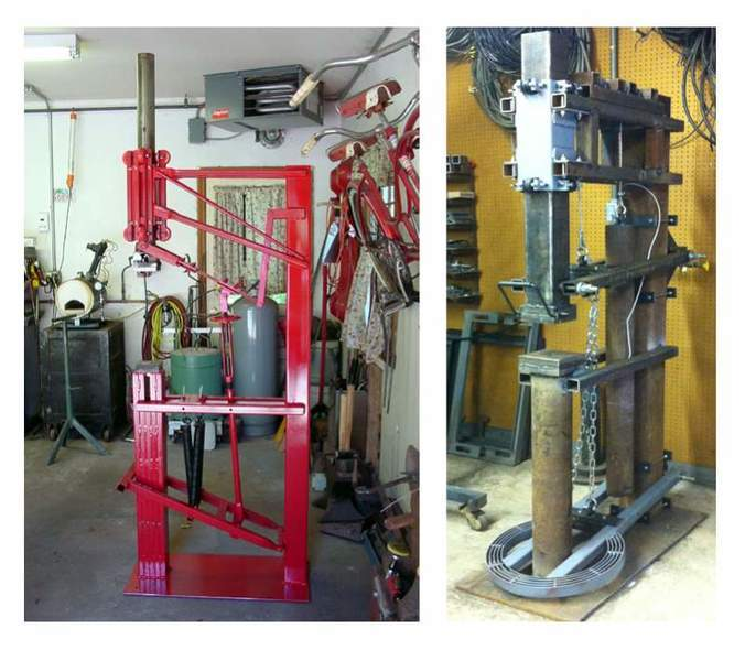 Spring Recovery VS Counterweight | Physics Forums