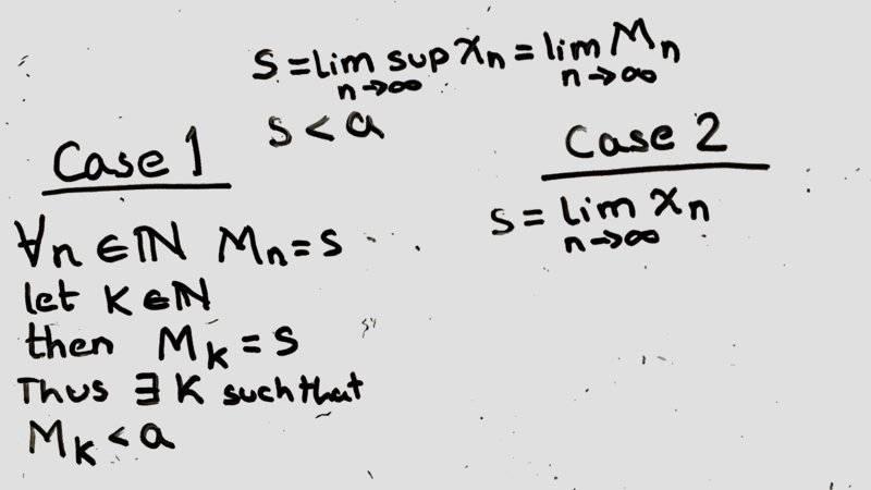Real analysis homework help