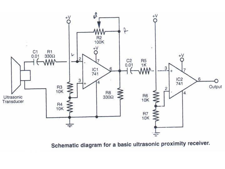 Ultrasonic Transducer interfacing help  | Physics Forums