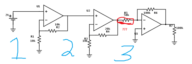 circuits  cascading op