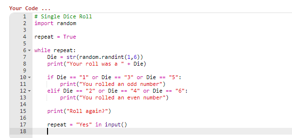 Python Physics Examples