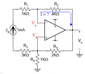 how can i analyze this transimpedance amplifier? physics forumsThe Input To This Circuit Is The Current Source Cheggcom #19