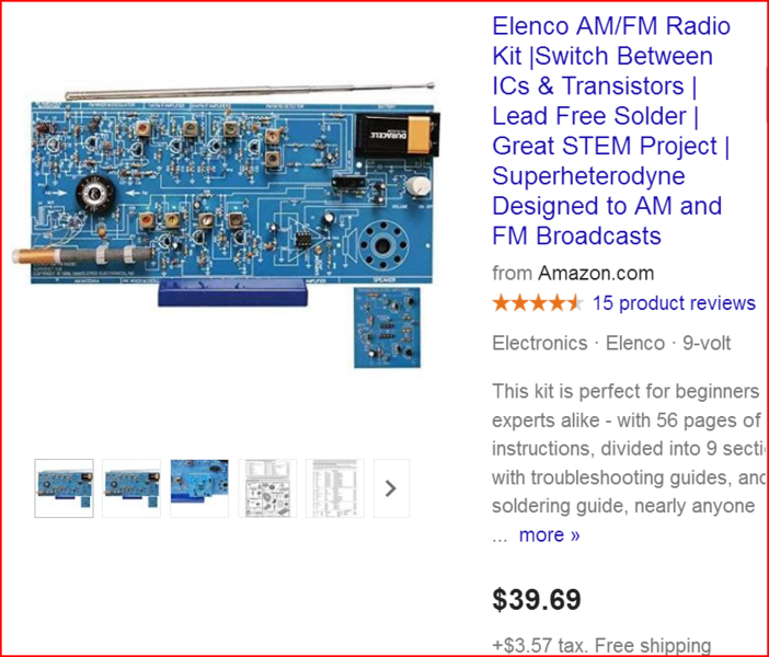 I am trying to build a radio to transmit Morse code