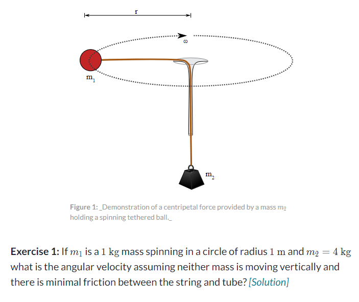 Centripetal Force | Physics Forums