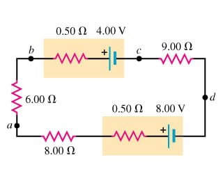 Terminal Voltage and Current | Physics Forums