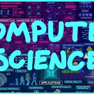 Map of Computer Science - YouTube