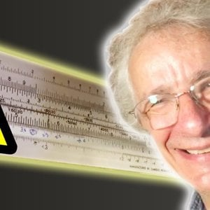 The Electric Slide Rule - Numberphile - YouTube