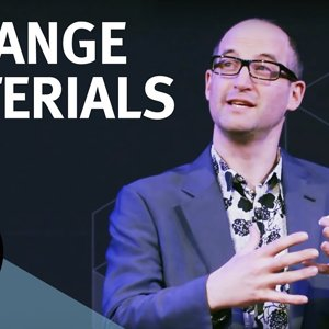 Strange Materials with Mark Miodownik