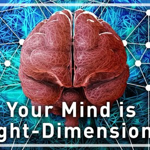 Your Mind Is Eight-Dimensional - Your Brain as Math Part 3 | Infinite Series - YouTube