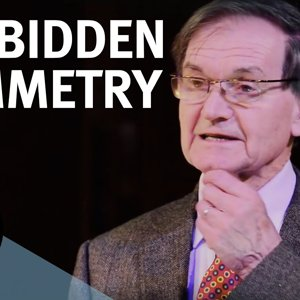 Forbidden crystal symmetry in mathematics and architecture with Roger Penrose