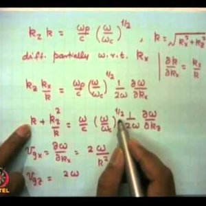 Plasma Physics: Fundamentals and Applications (NPTEL):- Lecture 31: Low frequency EM waves magnetized plasma